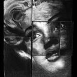 Cadáver exquisito de Marilyn Monroe